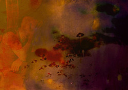 Blue Valentine Diptych (2013) pt.1 Sophie Barrott    Artist   Art Prints Sophie Barrott    Artist  