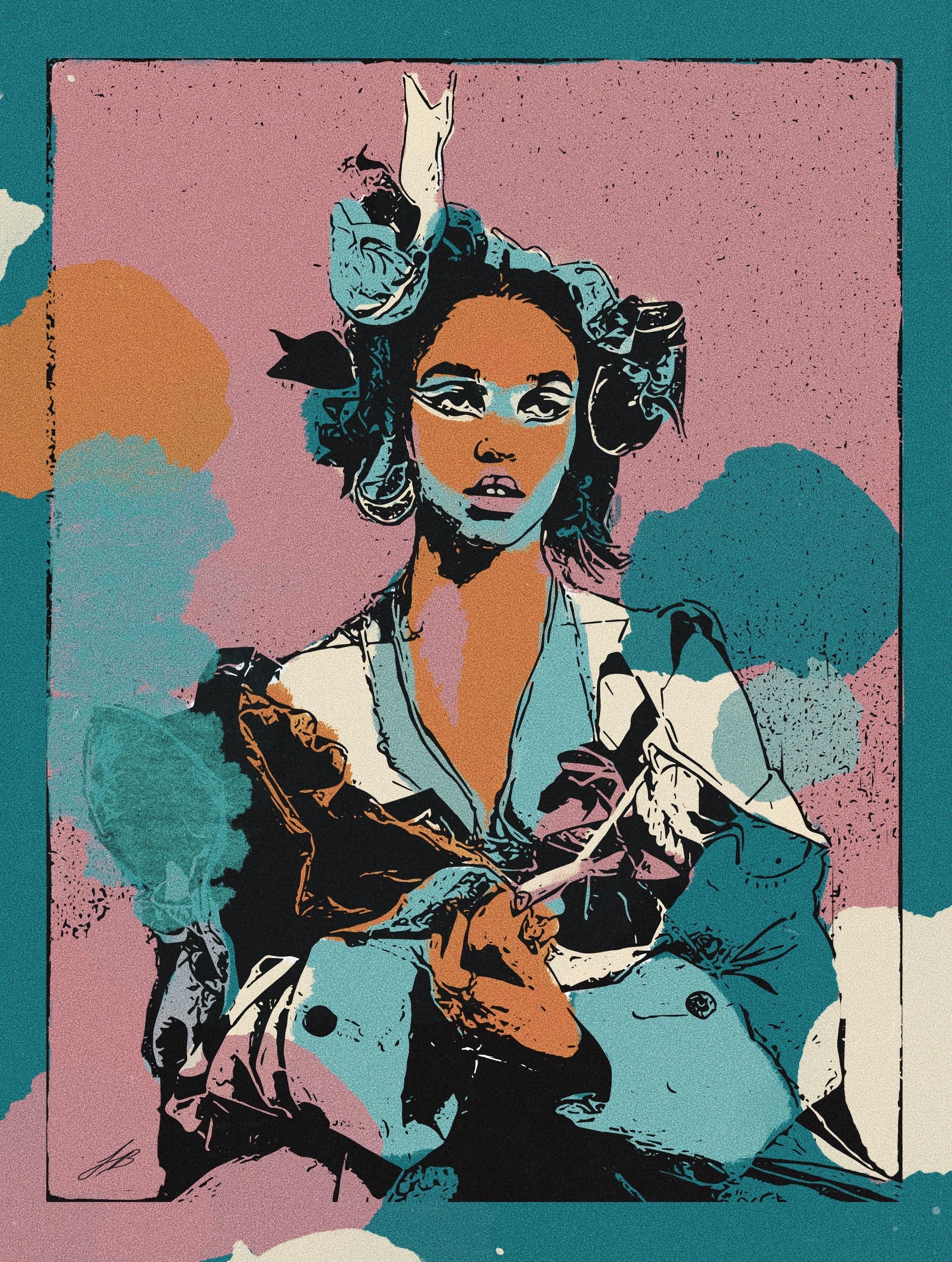 FKA TWIGS | Sophie Barrott |  Artist | A