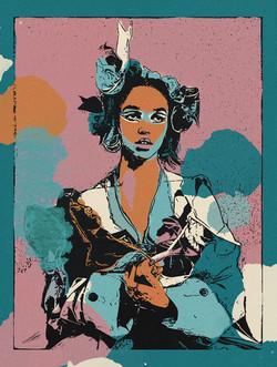 FKA TWIGS   Sophie Barrott    Artist   A