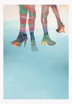 The Sky - Sophie Barrott    Artist   Art Prints