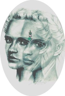 S.O.S  (Sisters of Sadness) Sophie Barrott    Artist   Art Prints