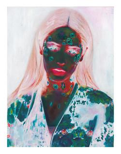 Invert (2013) Sophie Barrott    Artist   Art Prints