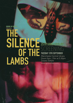 THE SILENCE OF THE LAMBS | Poster