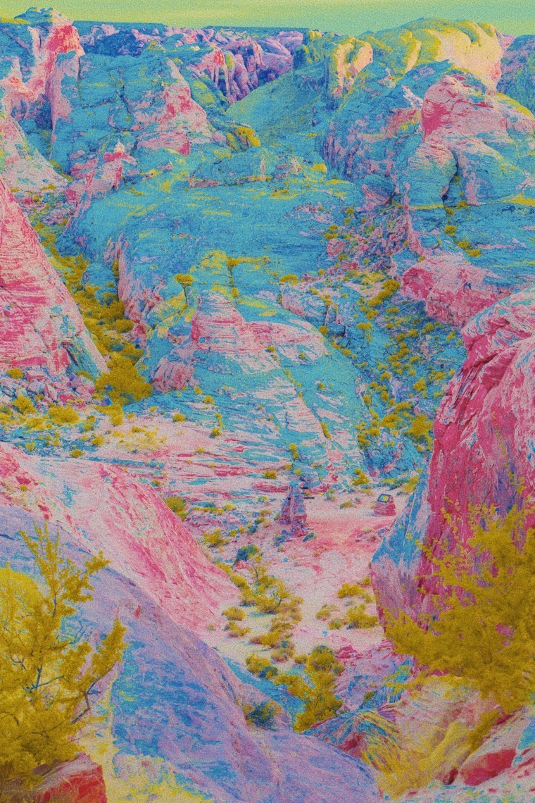 SUGAR CANDY MOUNTAIN | Sophie Barrott |