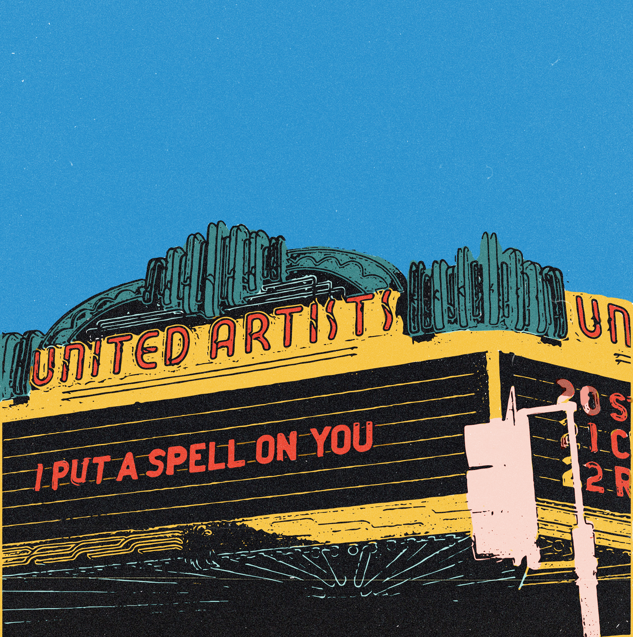 I PUT A SPELL ON YOU | Sophie Barrott |