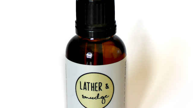 Lather & Smudge 30ml Unscented Face Oil