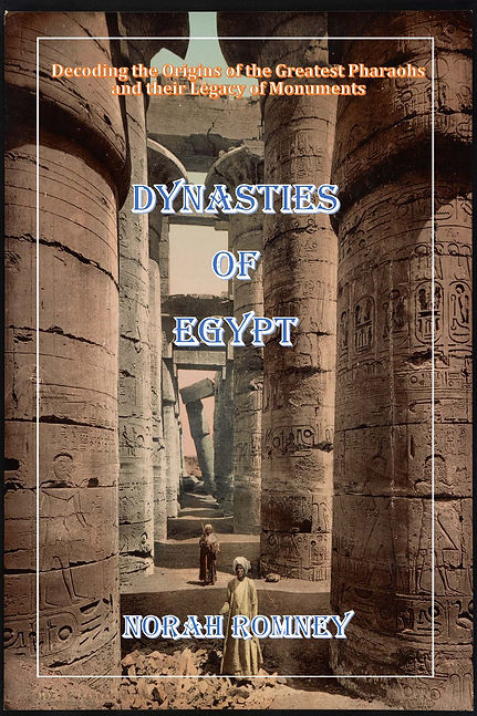dynasties of egypt norah romney.jpg