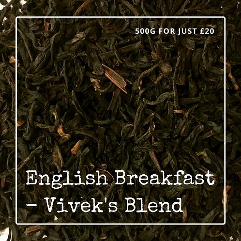 English Breakfast - Vivek's Blend