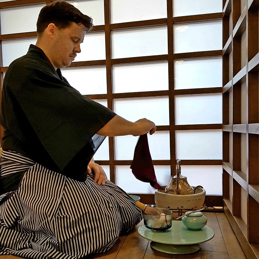 UNFOLD Japanese Tea Ceremony