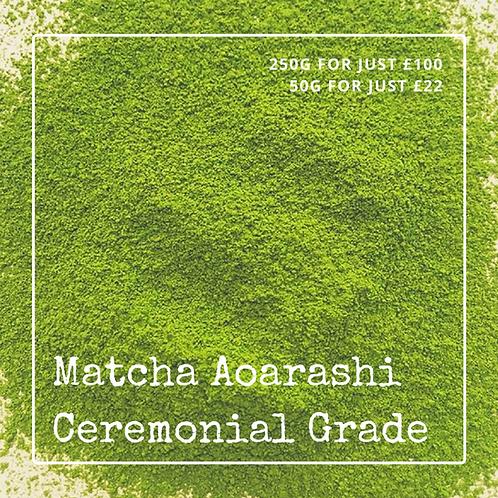 Matcha Aoarashi - Ceremonial Grade