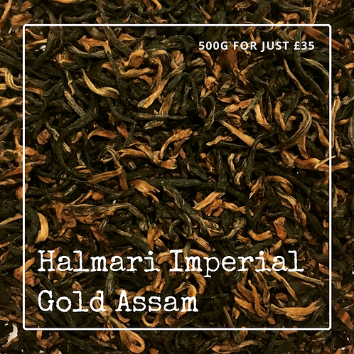 Halmari Imperial Gold Assam GTGFOP1