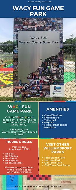 Warren County Recreation Infographic (5)