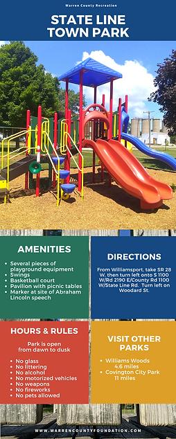 Warren County Recreation Infographic (12