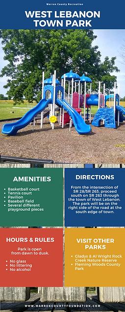 Warren County Recreation Infographic (10