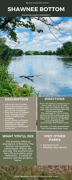 Warren County Recreation Infographic (18