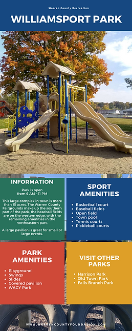 Warren County Recreation Infographic (3)