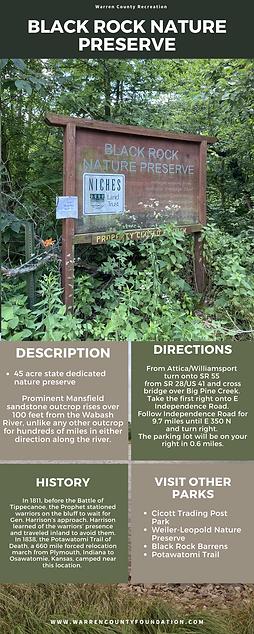 Warren County Recreation Infographic (14
