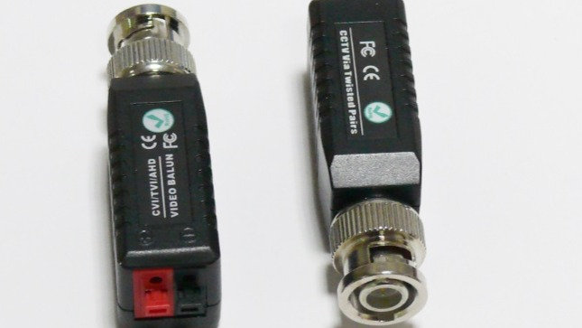 Coppia Amplificatori passivi per alta definizione