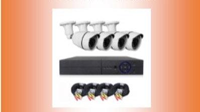 Kit AHD 1080P CH