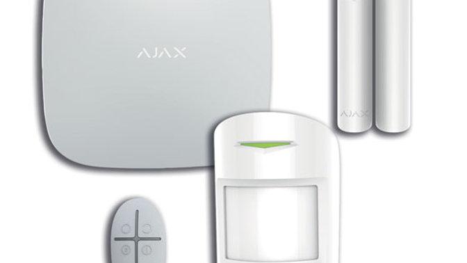 Kit Ajax- 868mhz+Montaggio+Certificazione