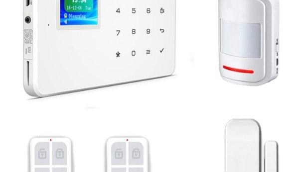 Kit d'allarme GSM -T3000 GSM