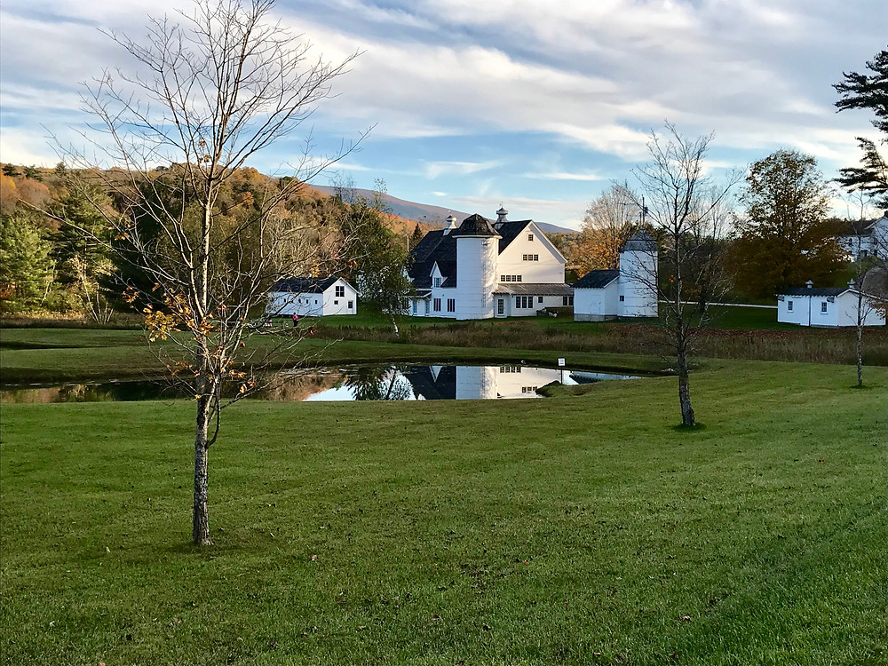 A small iconic Vermont farm!