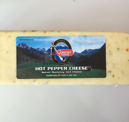 Gossner Cheese - Pepper Jack (1 lb)