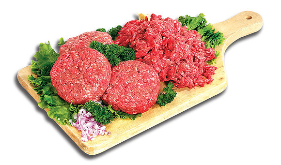 Lean Ground Beef (JH) $6.00/lb