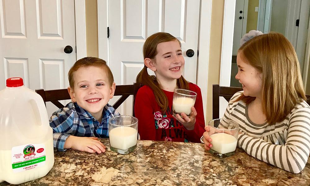 Shumway Farms Raw Milk