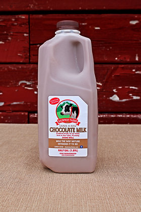 Raw Chocolate Milk (JH)