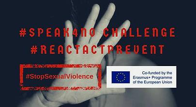 #Speak4NO Challenge