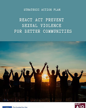 STRATEGIC ACTION PLAN _REACT ACT PREVENT