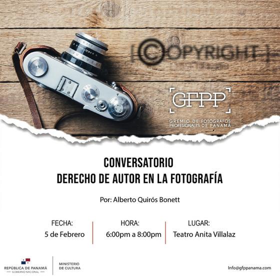 DERECHO DE AUTOR en la FOTOGRAFÍA