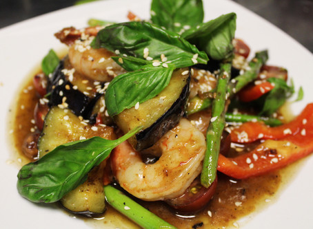 Our Black Tiger Prawns Tick all the Boxes...