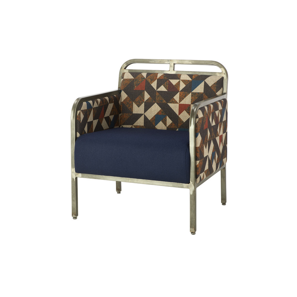 Steel Armchair