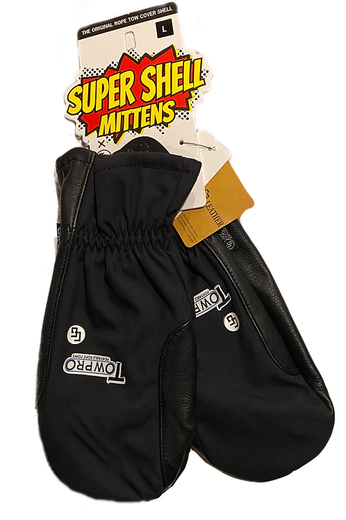 ROPE MITTENS - CG HABITATS x TOWPRO Supershell