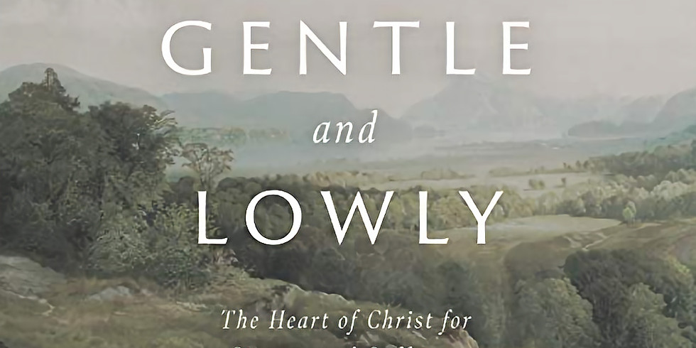 """""""Gentle and Lowly"""" Book Club"""