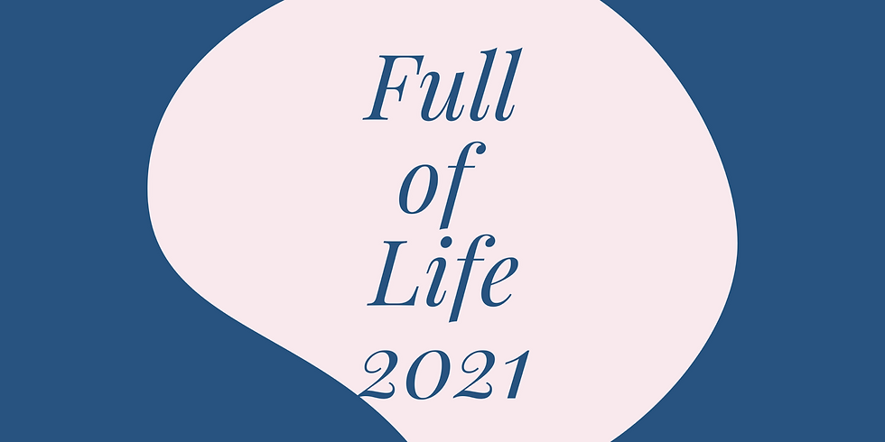 """New Year """"Full of Life"""" challenge !"""