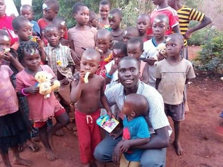 Miracles in Uganda....