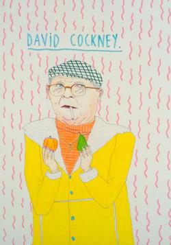 David Cockney. 42 x 29 cm