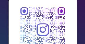 インスタグラムを更新しました:QR di instagram