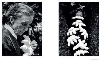 Christie's#Louise Bourgeois#Jerry Gorovoy#Adar Yosef#אדר יוסף#לואיז#Fondazione Prada#Yosef Mundi#Nuva Yosef#יוסף מונדי#ניבה יוסף#Star of David