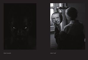 The Exposure Award#Louise Bourgeois#Jerry Gorovoy#Adar Yosef#אדר יוסף#לואיז בורז'ואה#יוסף מונדי#Yosef Mundi