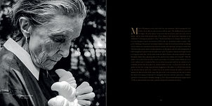 Louise Bourgeois#Jerry Gorovoy#Christie's#Adar Yosef#אדר יוסף#Yosef Mundi#Niva Yosef#Star of David#יוסף מונדי#ניבה יוסף