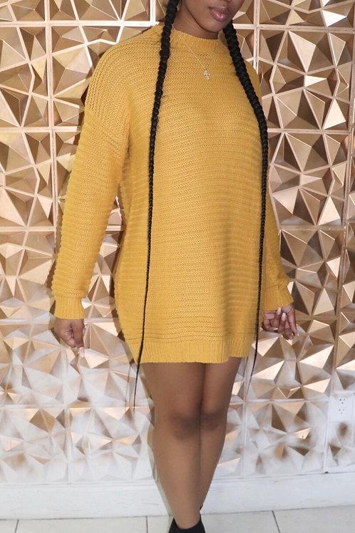 Gina Sweater Dress