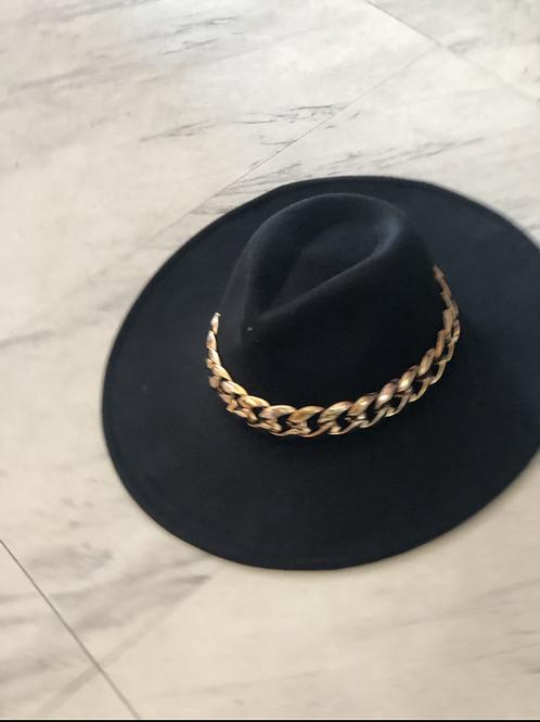 Gracie Hat- Black