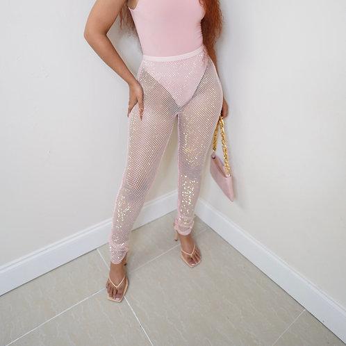 Bling Pants-Pink