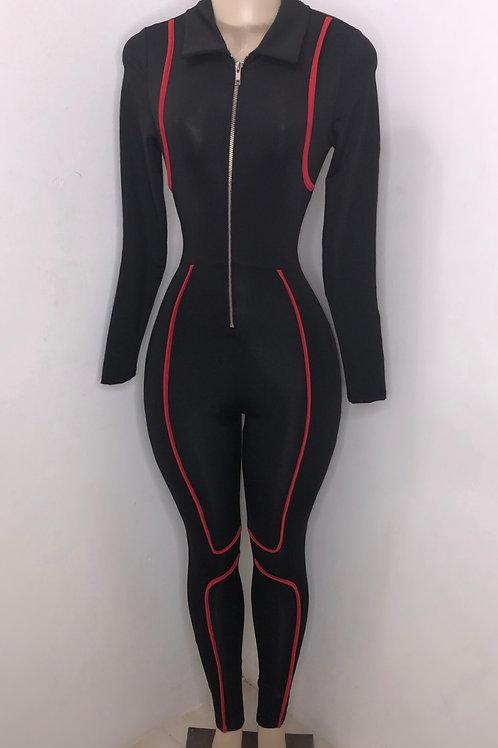 Rocky Jumpsuit- Black