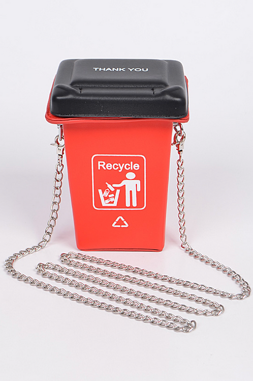 Recycle Bag (Red)