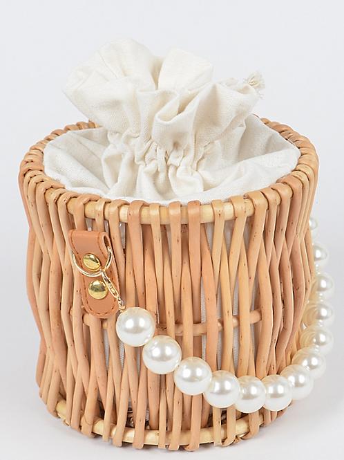 Bamboo Pearl Bag